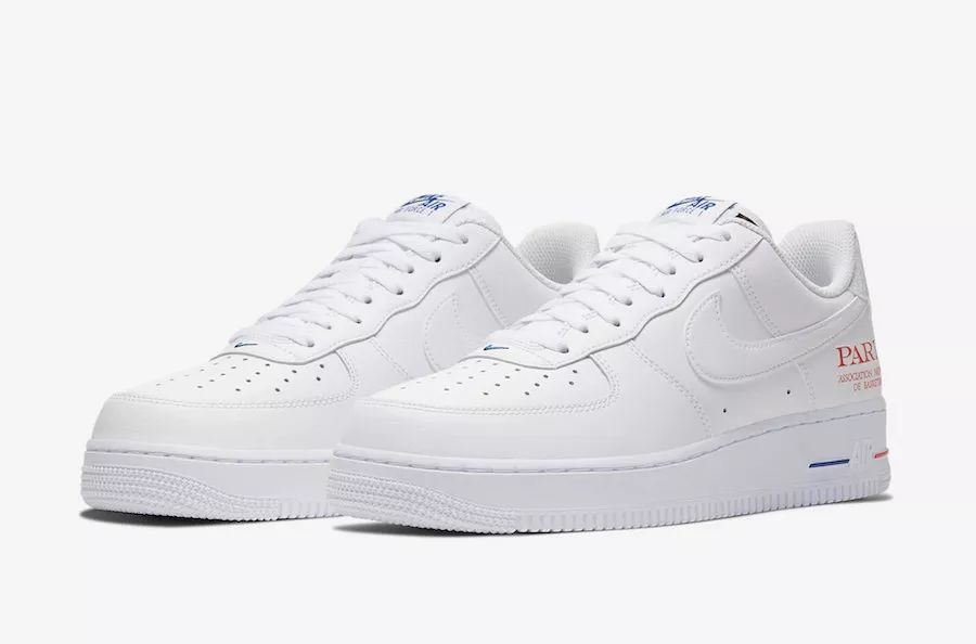 【丽】Nike Air Force 1 Low  「NBA Paris」